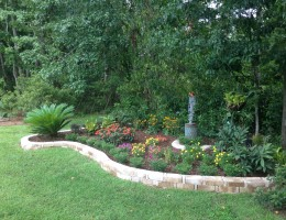 Firefly landscape design llc bringing ideas to life for Landscaping rocks tallahassee fl